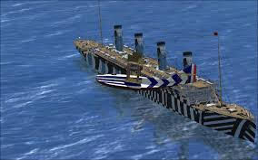 Sinking Ship Simulator No Download by Rms Olympic Ai Ship For Fsx