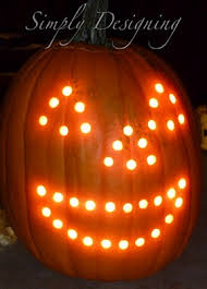 Drilled Jack O Lantern Patterns by 22 Best Jack O Lanterns Images On Pinterest Halloween Ideas