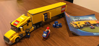100 Lego City Truck Late Night Run To Pick Up This Baby LEGO 3221 Lego