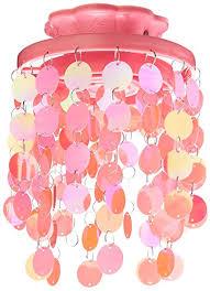 Wall Pops WPC1227 Pink Locker Chandelier