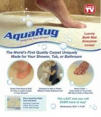 bathtub mat without suction cups aqua rug reviews consumer review of the as seen on tv bath mat