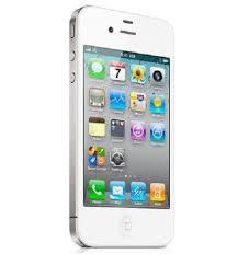 Apple iPhone 4 8GB White Verizon A1349 CDMA