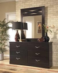 Zayley Dresser And Mirror by Signature Design By Ashley X Cess Dresser U0026 Mirror B117 31 36