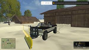 100 Plow For Truck For 1986 F250 Plow Truck Mod Farming Simulator 2019 2017