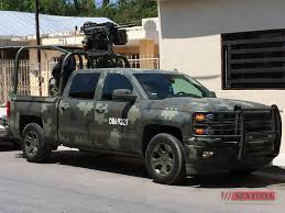 Mexican Army Chevrolet Cheyanne With Mk19 Grenade Launcher [xpost/r ...