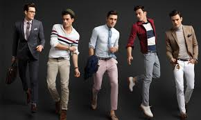Fashion Trends 2015 Style Men