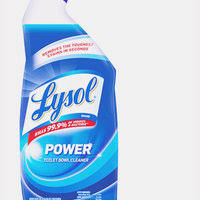 lysol hydrogen peroxide toilet bowl cleaner reviews