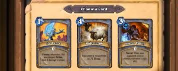 ccg 101 arena and you blizzpro s hearthstone