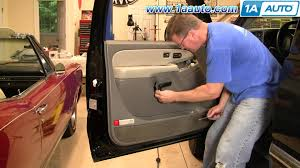 How To Install Replace Door Panel Chevy GMC Silverado Sierra Tahoe ... Chevy Truck Door Panel Parts 7387 Chevy Truck Inside Armrest Brackets Blazer Suburban Custom Fiberglass Panels Pictures Inspiring Photos Gallery Of Gmc Sierra Removal Interior For Cars Ideas 301 Moved Permanently 88 98 Chevy Truck Door Panels Pano 1951chevrolettruckinteridoorpanel Custom New 2018 Chevrolet Silverado 1500 4 Pickup In Courtice On U472 1977 Pulls Or Not Usa1 Industries On Twitter 1981 To 1987 Deluxe 1963 Ck C10 Pro Street Gray Photo 57 Ford Doug Jenkins Garage
