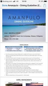 100 Aman Resorts Philippines 6 Palawan Beach Resort Pulo