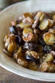 Warm Mustard And Herb IdahoR Fingerling Potato Salad