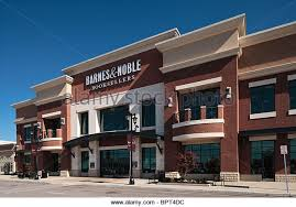 Barnes and Noble Booksellers at Polaris Fashion Place in Columbus Ohio Stock Image