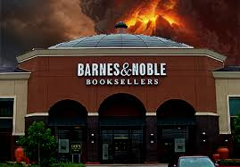 Issuing a defiant statement B&N joins in s in banning books