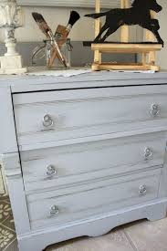 Americana Decor Chalky Finish Paint Tutorial by April 2015 Itsy Bits And Pieces