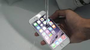 iPhone 6 Water Test HD