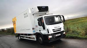 100 Public Service Truck Rental Case Study Fraikin Carrier Transicold United Kingdom