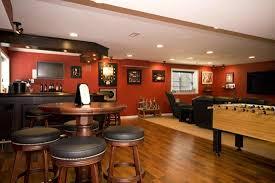 sports bar in the basement Home Stuff Pinterest