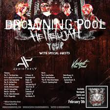 Metalocalypse Christmas Tree by Drowning Pool Metal Anarchy
