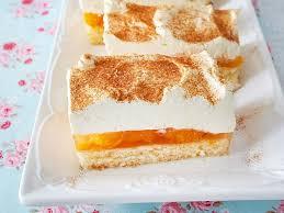 mandarinen schmandschnitten rezept lecker