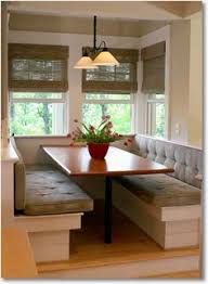 Banquette Booth Or Built