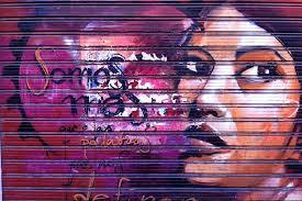 Joe Strummer Mural Address by Granada U0027s Street Art