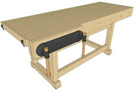 Plans For Building A Wood Workbench by Wooden Workbench Plans Pdf Friendly Woodworking Projects