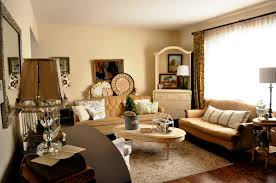 Brown Leather Sofa Living Room Ideas by Brown Corner Leather Sofa Idea Luxurious Home Design