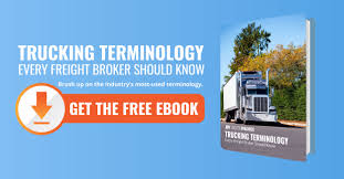 Trucking And Transportation Industry Glossary Of Terminology | Free ... Freight Broker Traing Cerfication Americas How To Become A Truck Agent Best Resource Knowing About Quickbooks Software To A Truckfreightercom Youtube The Freight Broker Process Video Part 2 Www Sales Call Tips For Brokers 13 Essential Questions Be Successful Business Profits Freight Broker Traing School Truck Brokerage License Classes Four Forces Watch In Trucking And Rail Mckinsey Company