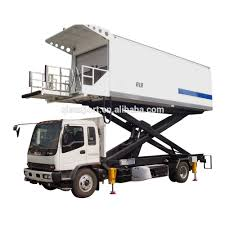 100 Food Delivery Truck Airflight Aircraft Aviation Catering Vehicles