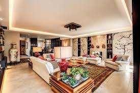 mob architects asiatische wohnzimmer homify