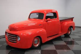 100 1950 Trucks For Sale Fuel Injected D F 100 Custom Pickup Custom Trucks For Sale