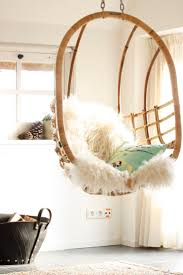 Egg Chair With Sumptuous Sheepskin