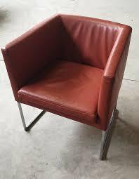 b b italia esszimmerstuhl stuhl leder mehrere erhältlich
