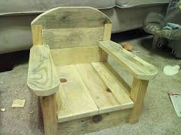 Different Style Pallet Chair