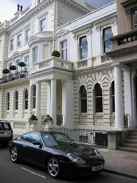 104 Notting Hill Houses Victorian And German Sportscars London House Architecture Architecture House