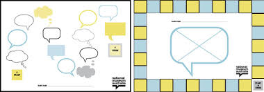 Two Board Game Templates