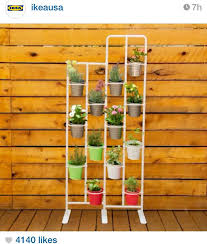 Patio Plant Stands Wheels by 7 Best Ikea Garden Images On Pinterest Balcony Gardening Ikea