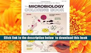 PDF The Microbiology Coloring Book I Edward Alcamo Full