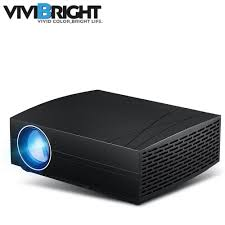 100 Bright Home Theater US 13999 10 OFFVivibright F20 Projector LED Video Cinema HD Projector 1920 X 1080P HOME Theater Projectorin LCD Projectors From Consumer