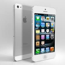 Apple iPhone 5 32GB White Unlocked [CSMIPhone5WorlPhone