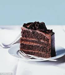 Truly scrumptious Chocolate mousse layer cake