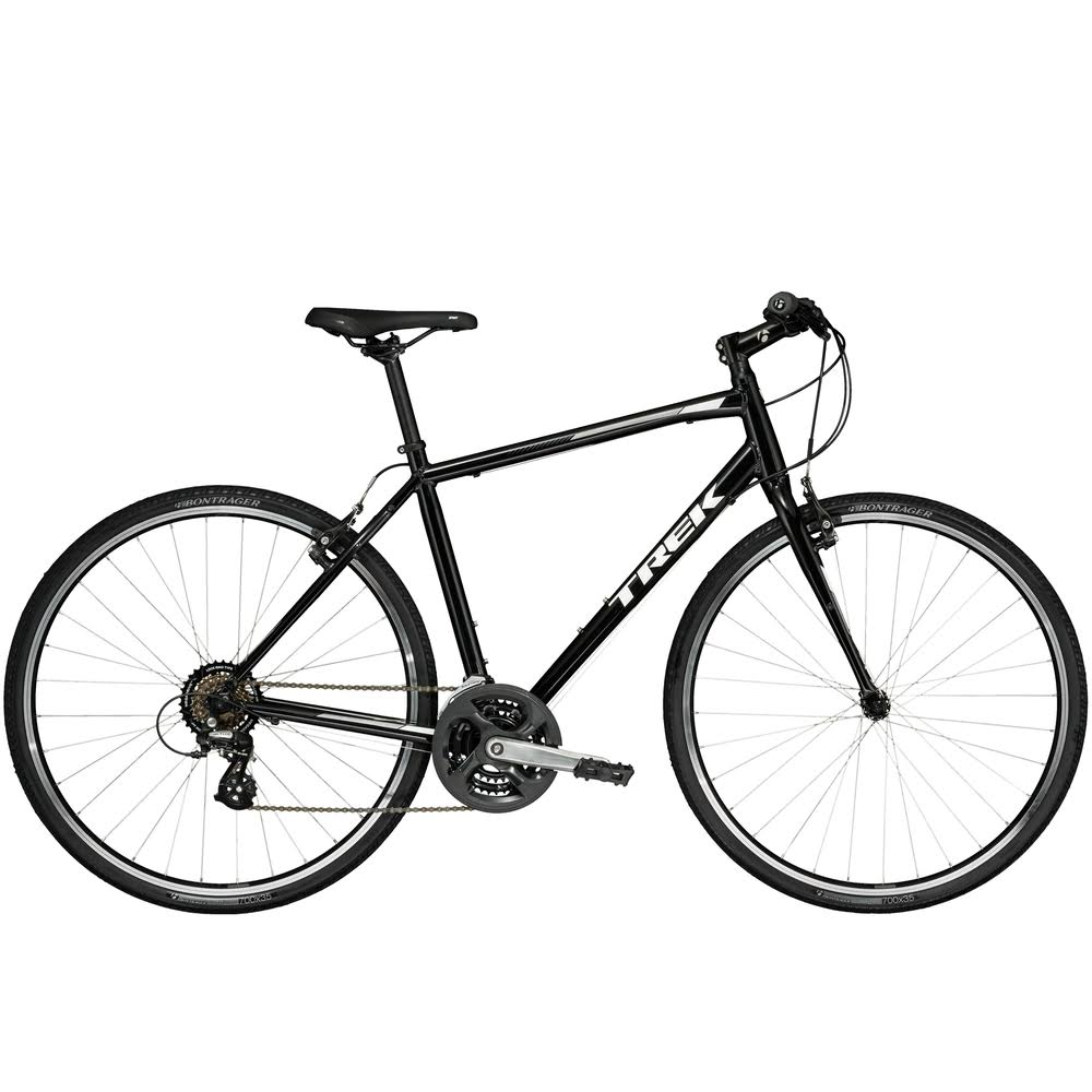 Trek FX 1 2020 Hybrid Bike | Black - 20 Inch