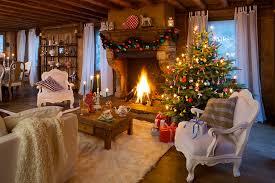 weihnachten im chalet stil festliche deko mit alpen charme