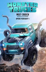 "GEAR UP FOR THE TEASER POSTER OF ""MONSTER TRUCKS"" ~ Latest Celebrity ... Monster Truck Lands First Ever Frontflip This School Bus Is Just So Cool For Photo Album Grim Reaper Monster Crushes Cars On The Day Of Stock First Front Flip With A Badchix Magazine Truck Front Went To My Jam Event Yesterday Son Trucks Fun At Monsignor Clarke Rhode Watch Worlds Flip I Loved My Rally Kotaku Australia Cake Wonky Cakes"