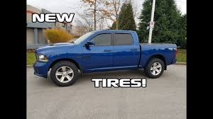 The Biggest Tires That Fit A Stock Ram 1500!
