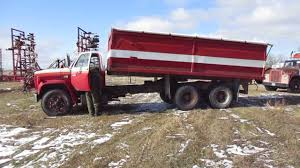 1983 GMC 7000 Grain Truck - YouTube 1983 Gmc Cser Salvage Truck For Sale Hudson Co 167781 S15 Lil Yellow Truck Short Bed Forza Horizon 3 Cars Jimmy 4wd For Sale Near Denver Colorado 80216 Classics General Semi Truck Item K6155 Sold May 4 Ads Of By Fabulousmotors High Sierra Id Never Heard An Flickr Bangshiftcom This C7000 4x4 Fire Engine Brush Could Gmc K15 Wwwtopsimagescom Swb Two Wheel Drive Pspbpiltair Cruise