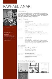 Creative Director Resume Samples Visualcv Database Rh Com Cv Profile Examples Example Uk