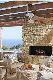 Ceiling Fan With Palm Leaf Blades by 12 Best Outdoor Ceiling Fan Ideas Images On Pinterest Ceiling