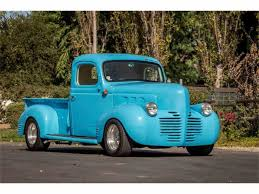 Classic Pickup Trucks For Sale In California Pleasant 1939 Dodge ...