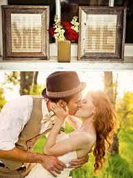 Lots Of Unique Rustic Wedding Ideas